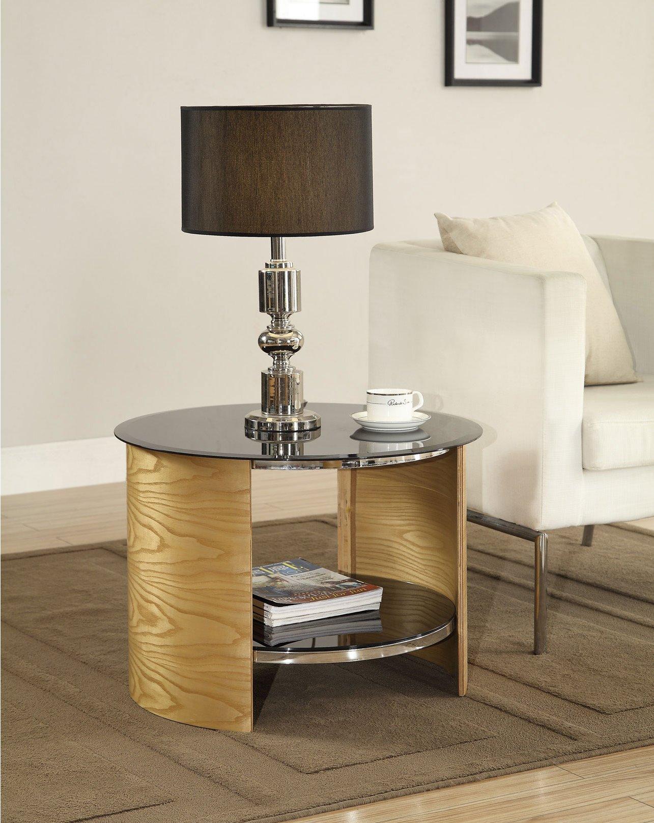 Jual jf303 ob lamp tables jual san marino oak round lamp table alternative image aloadofball Image collections