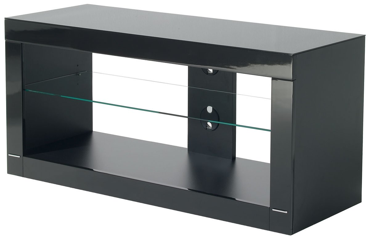 B Tech BTF802 High Gloss Black TV Stand