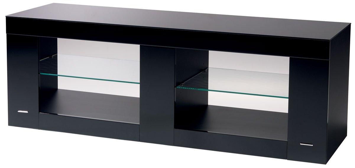 High Gloss tv Corner Unit High Gloss Black tv Stand