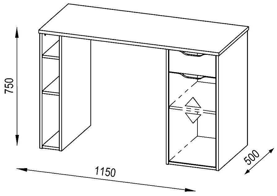 Desk Dimensions standard desk dimensions metric - desk reviews