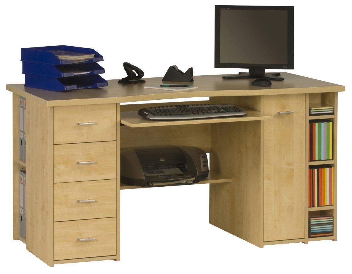Maja Banbury Maple Computer Desk
