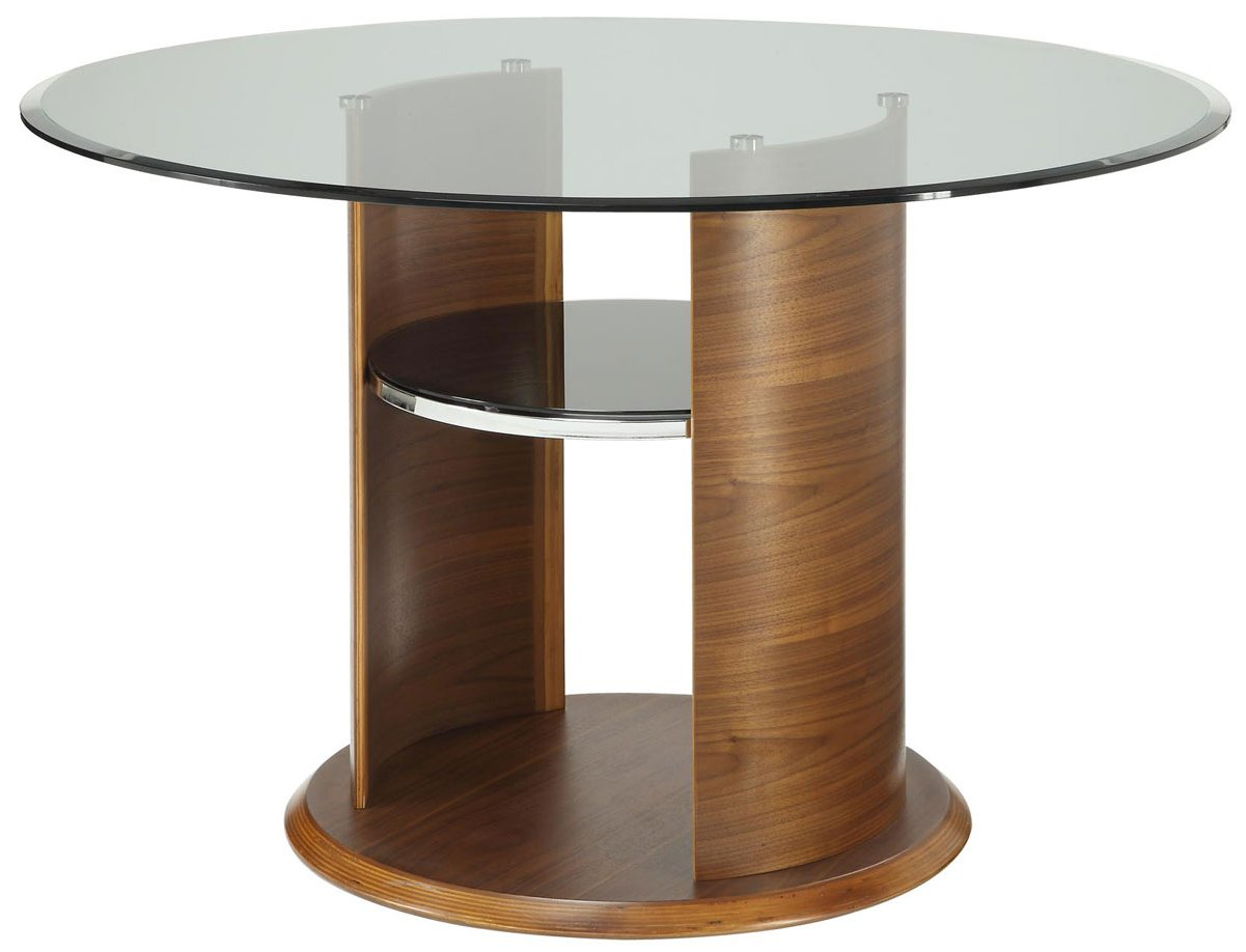 jual jf603 walnut dining table. Black Bedroom Furniture Sets. Home Design Ideas