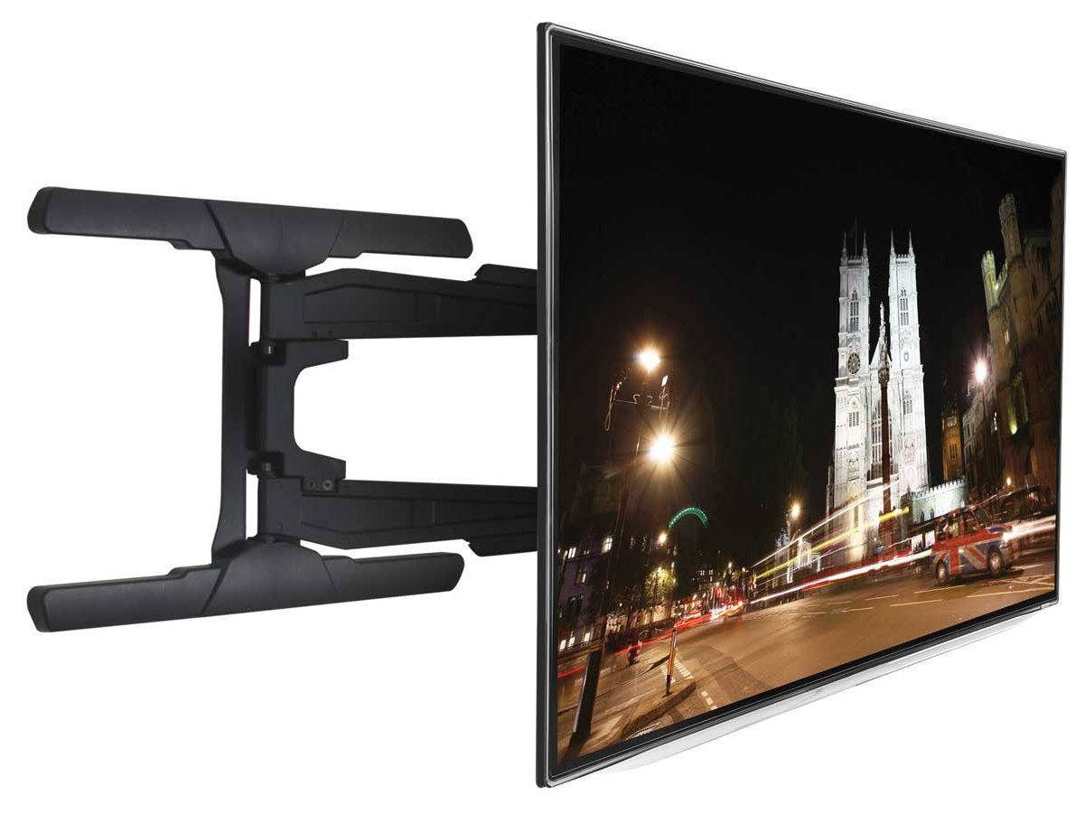 Ultra Slim Cantilever Tv Bracket