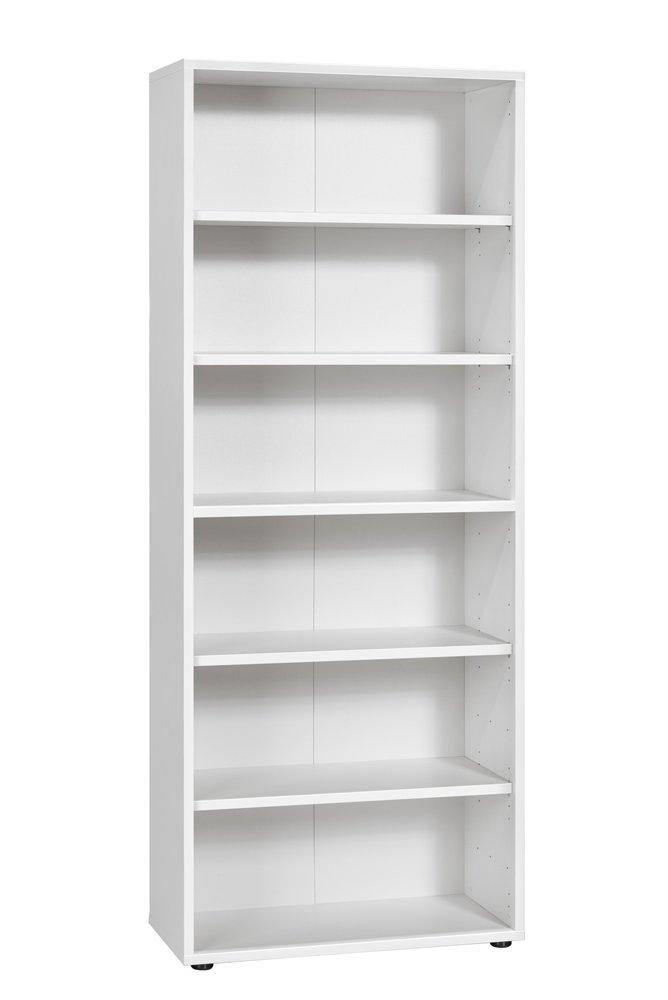 Maja White Large Bookcase