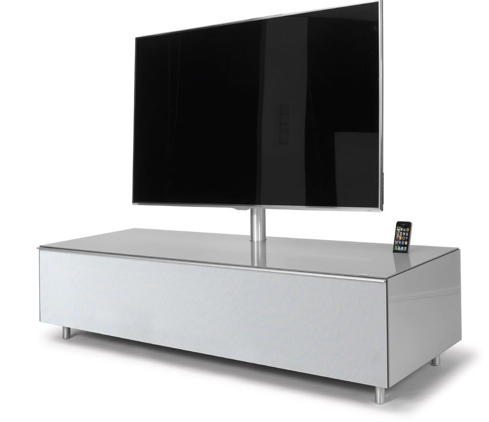 Spectral Scala Sc1651 With Built In Surround Sound And Mobile Dock # Spectral Meuble Tv