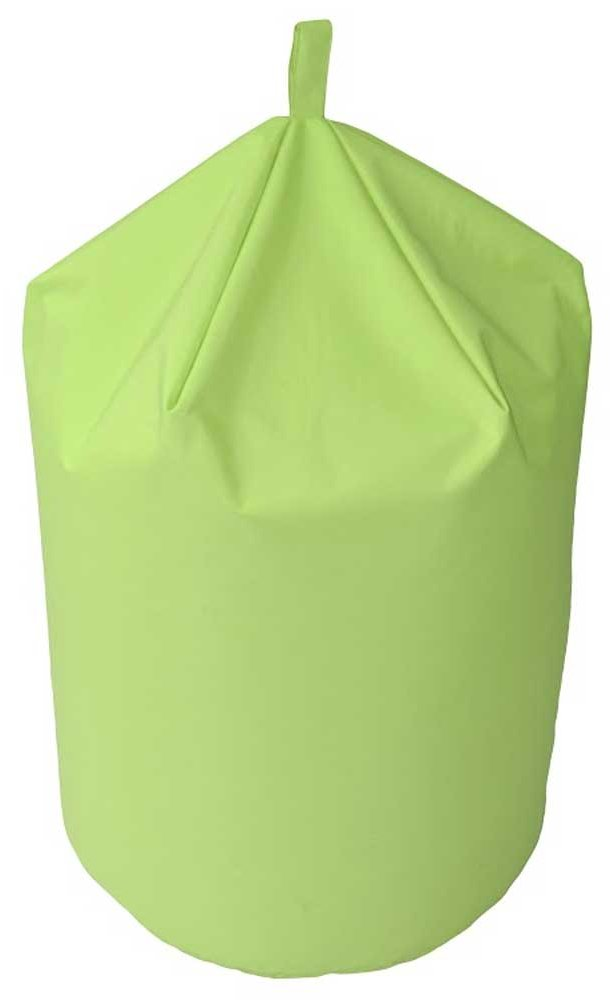 Valufurniture Large Barrel Light Green Bean Bag