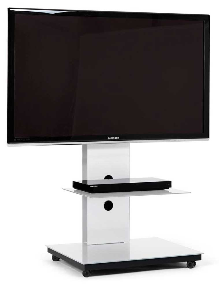 spectral tray px601 white cantilever tv stand. Black Bedroom Furniture Sets. Home Design Ideas