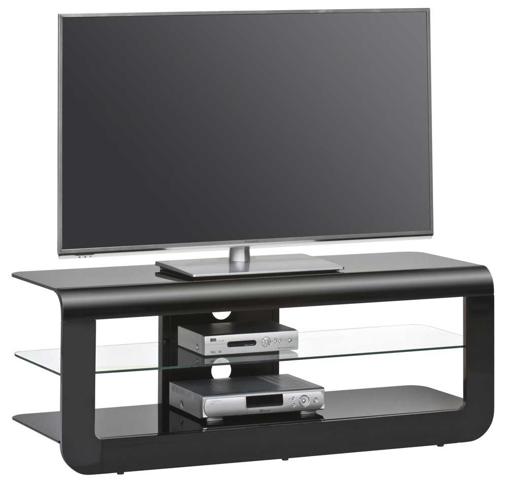 maja 1644 black tv stand. Black Bedroom Furniture Sets. Home Design Ideas