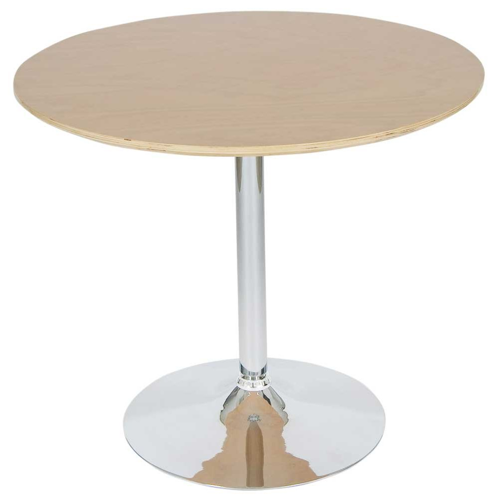 levv verona light wood dining table