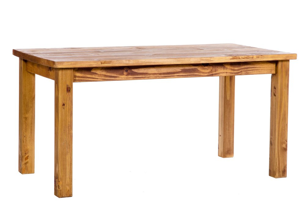 Core products fh tb2 pine wide dining table for Dining room table 70cm wide