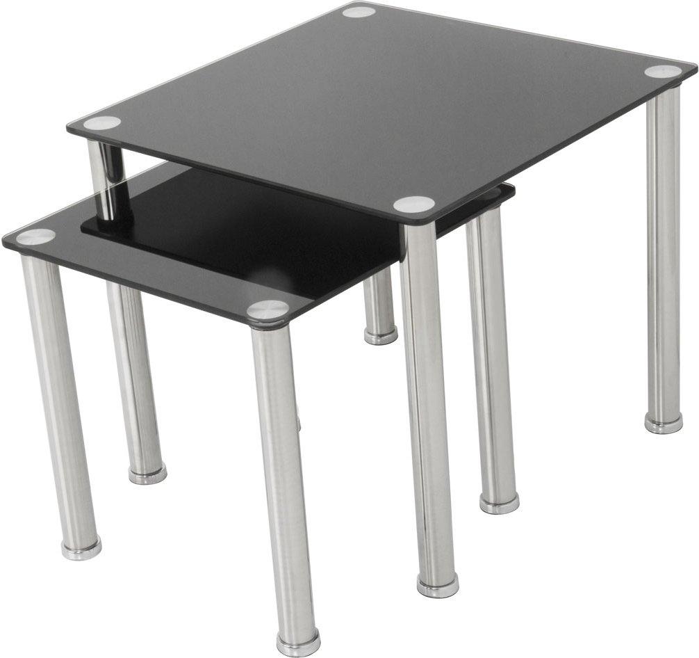 Avf T32 Gl 2 Nesting Tables Black Main Image