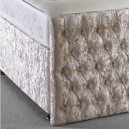 luxan pro set crm vlvt nd 46 beds. Black Bedroom Furniture Sets. Home Design Ideas