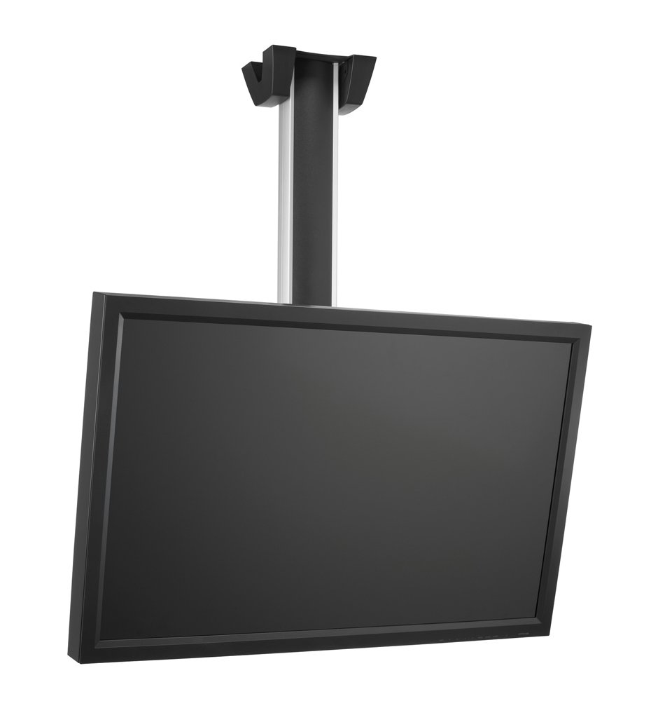 product motorized monitor mount screen projection hd small fabric recessed monoprice white ceiling