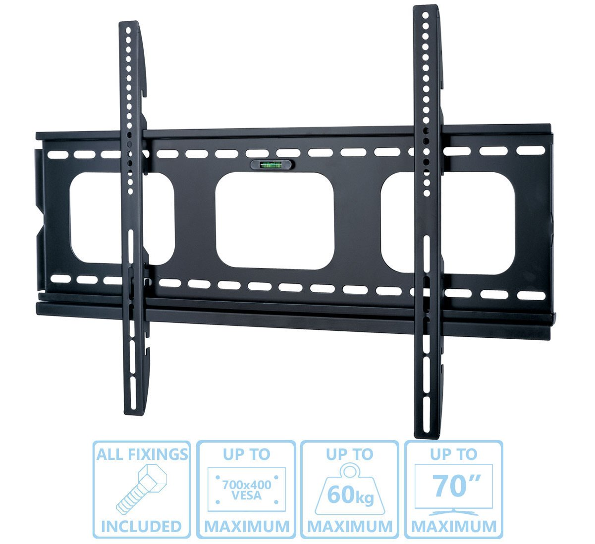 Ultimate Mounts Um105m Super Thin Tv Wall Brackets