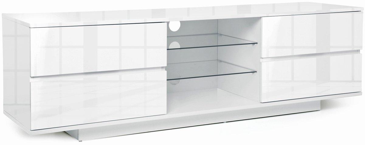 Mda Avitus White Tv Cabinet Alternative Image