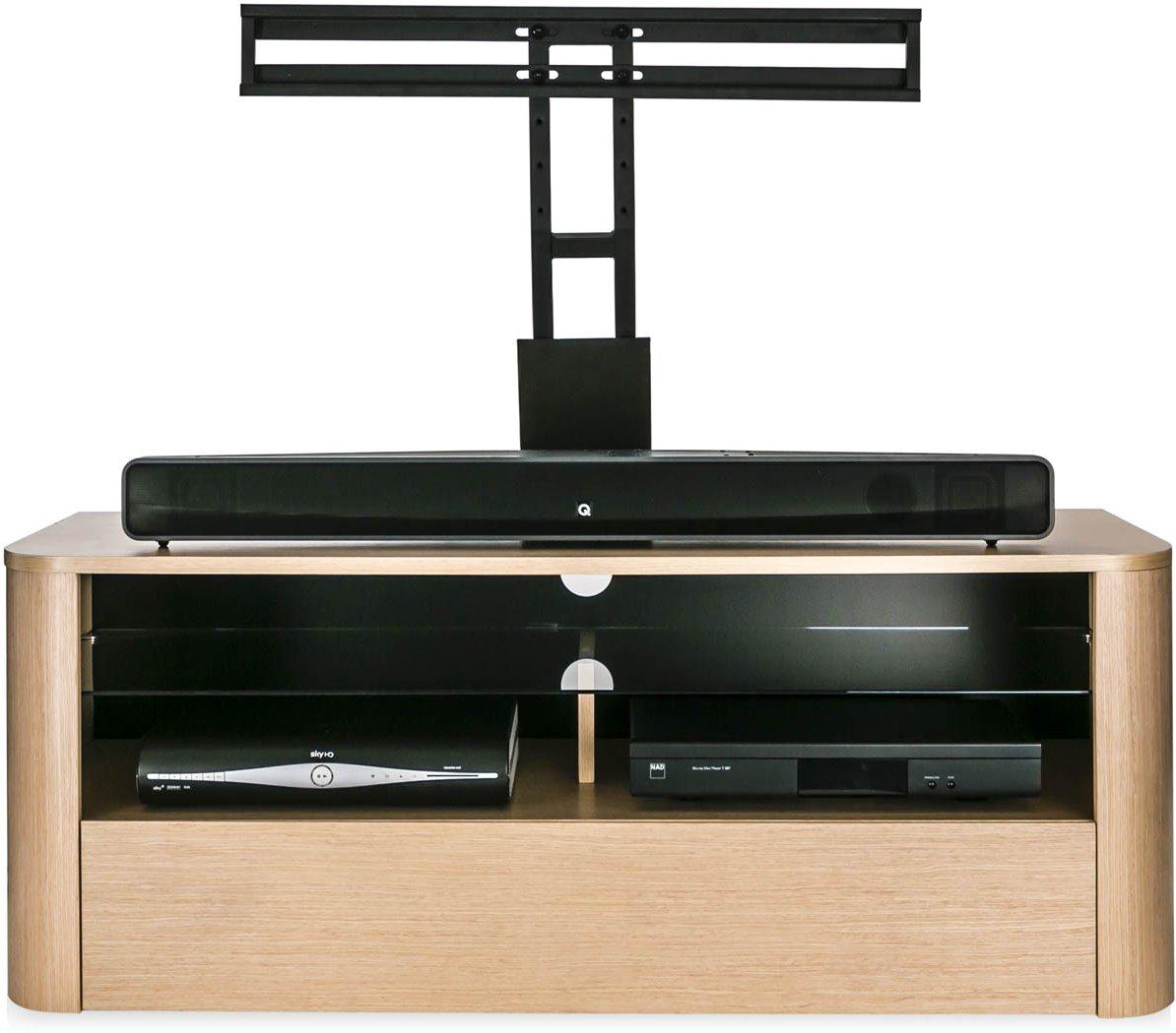 Alphason ADH1260-LO+BKT TV Stands