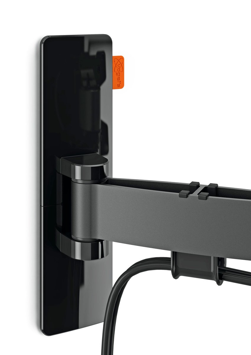 Vogels Wall 2125 Black Tv Wall Brackets