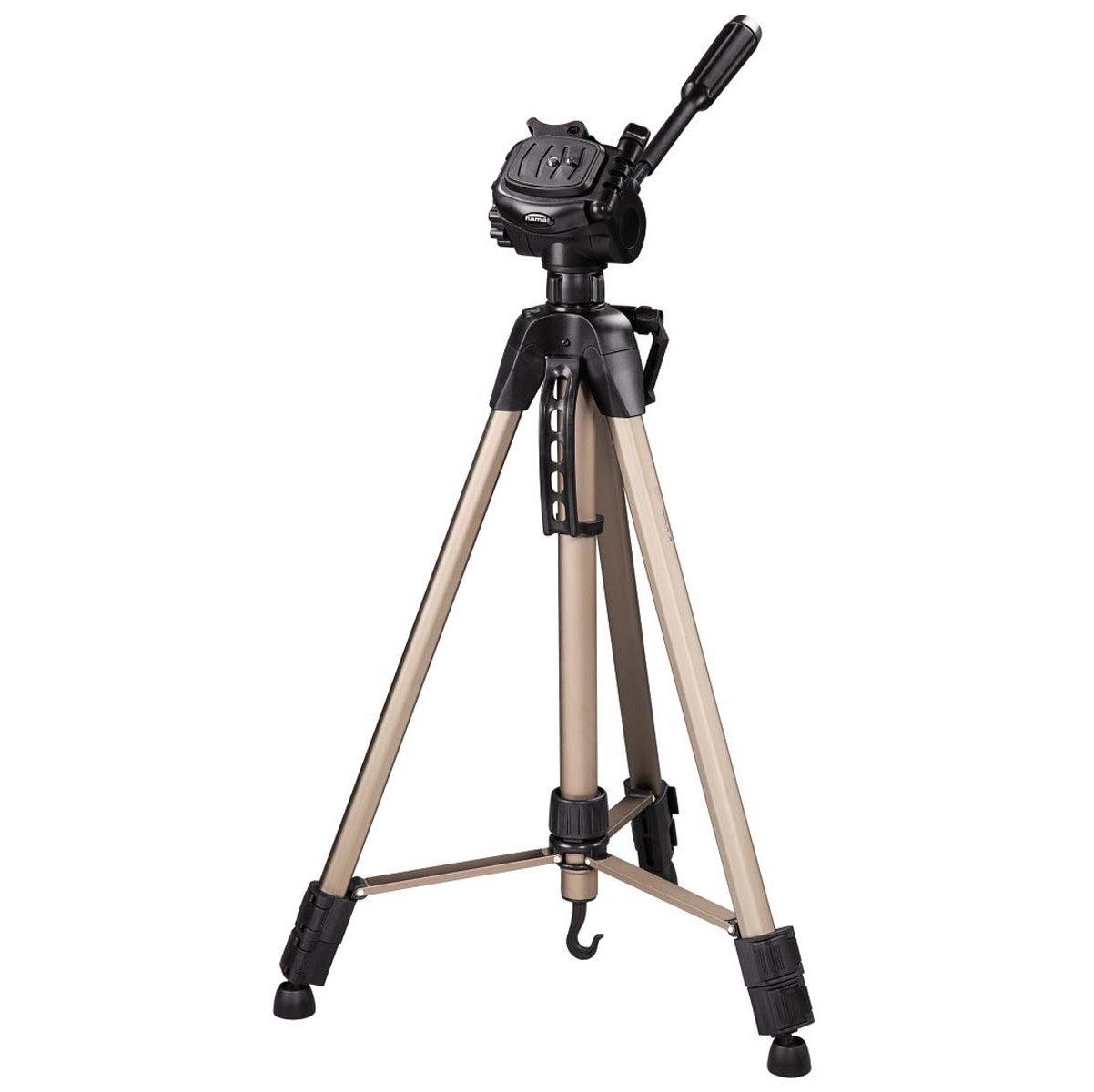 Hama Products Star 62 Aluminium Camera Tripod With Carry Case