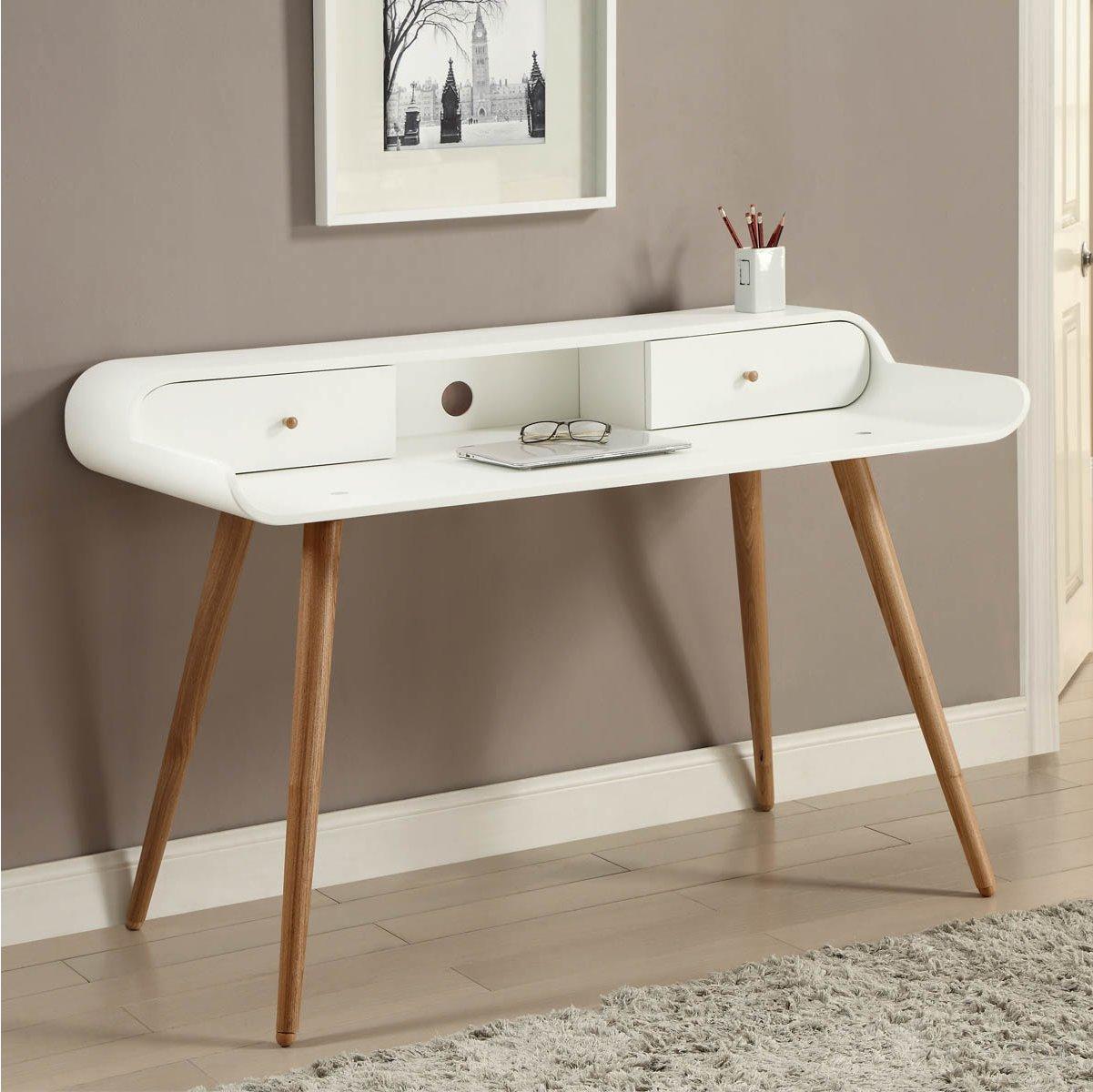 Jual Pc701 White Desks