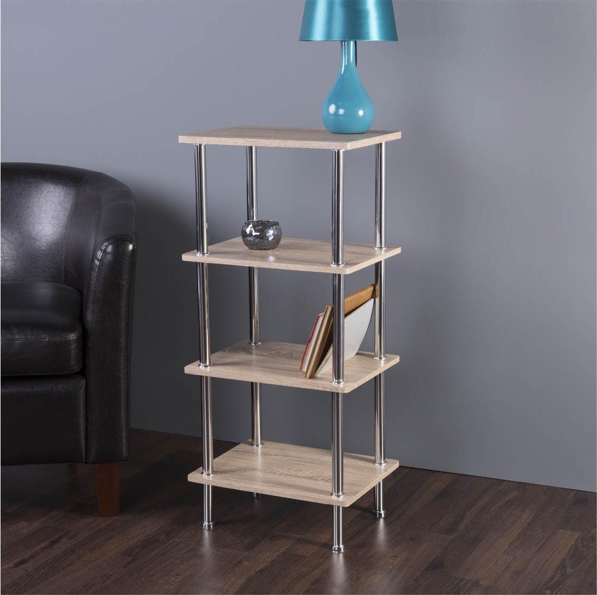 Avf s44wo bookcases cabinets for Avf furniture
