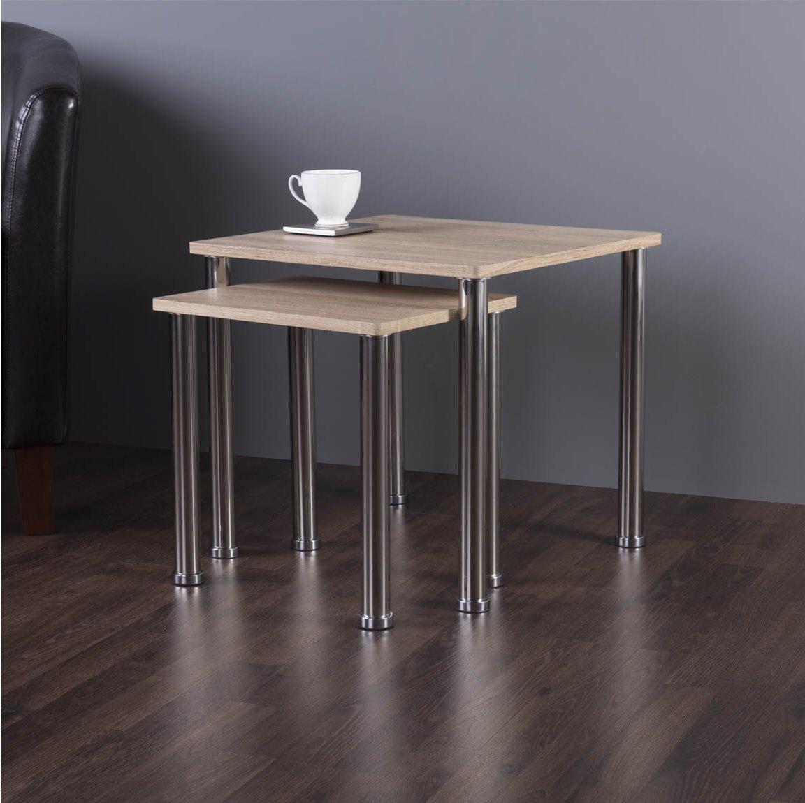 Avf t32wo nest of tables for Avf furniture