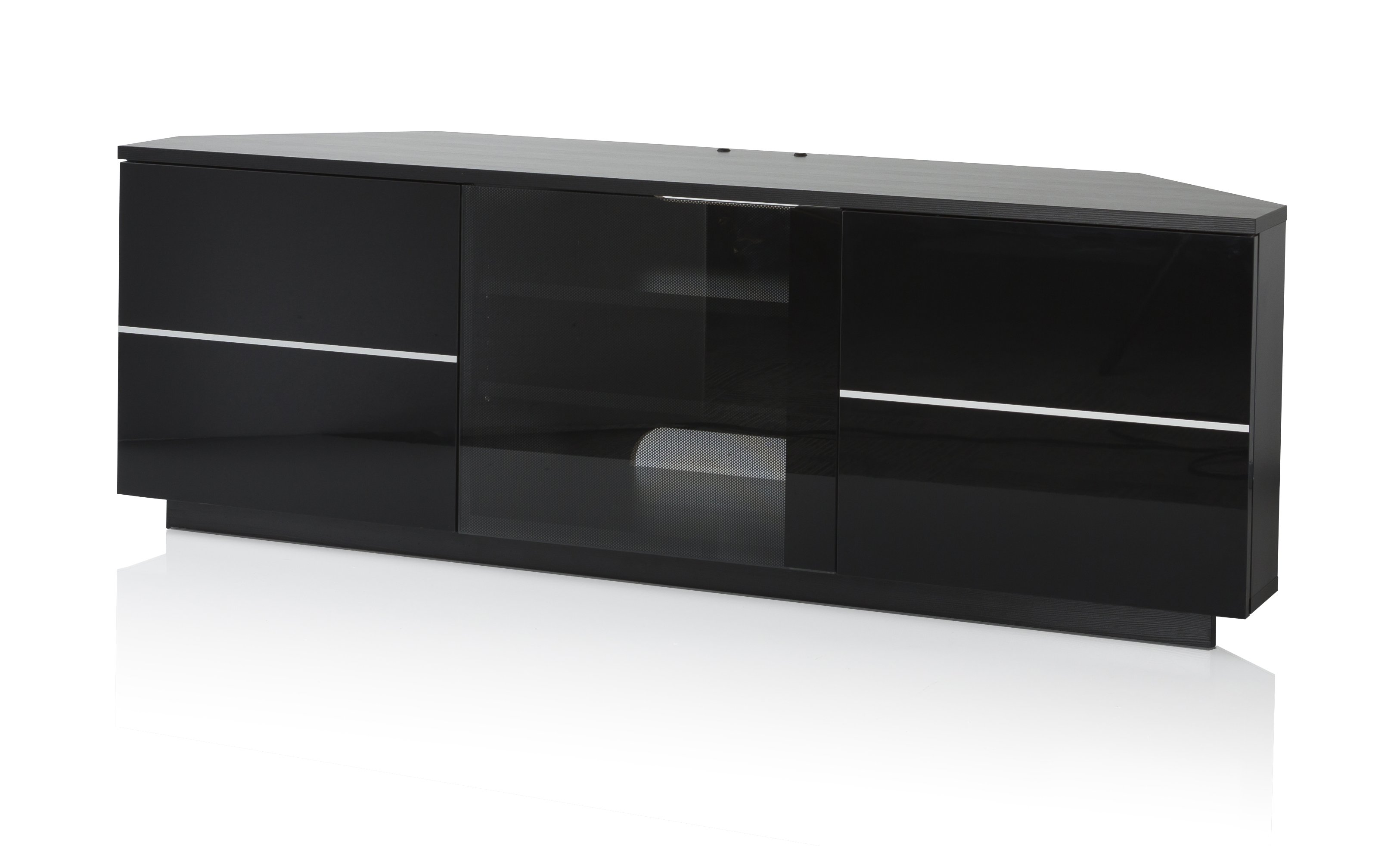 Avf Furniture Black Tv Stand | www.galleryhip.com - The Hippest Pics
