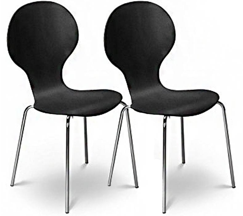 Julian Bowen KEE010 Dining Chairs : products38563keelerblack from www.theplasmacentre.com size 790 x 702 jpeg 44kB