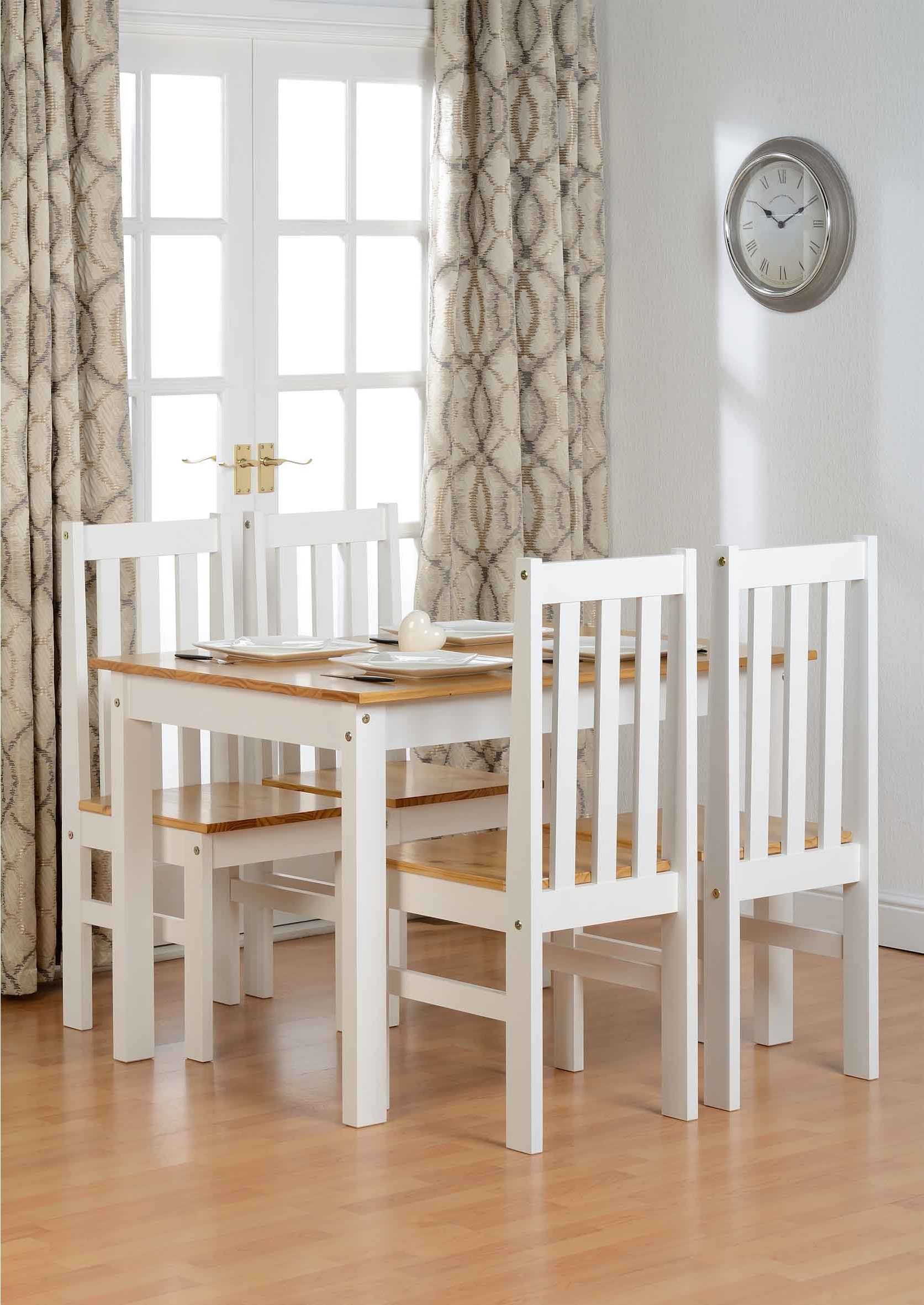Valufurniture Ludlow Dining1 4 Ow Dining Room Tables