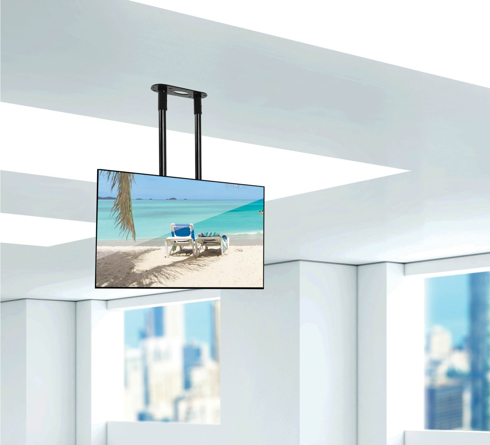 mounted tv ceilings more mount brackets bracket pinteres ceiling pin