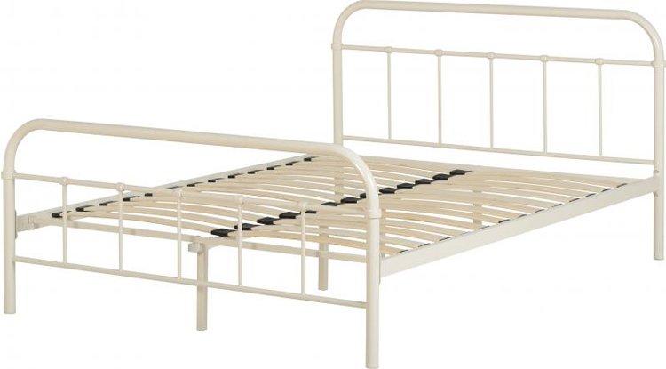 valufurniture nj double cream beds. Black Bedroom Furniture Sets. Home Design Ideas