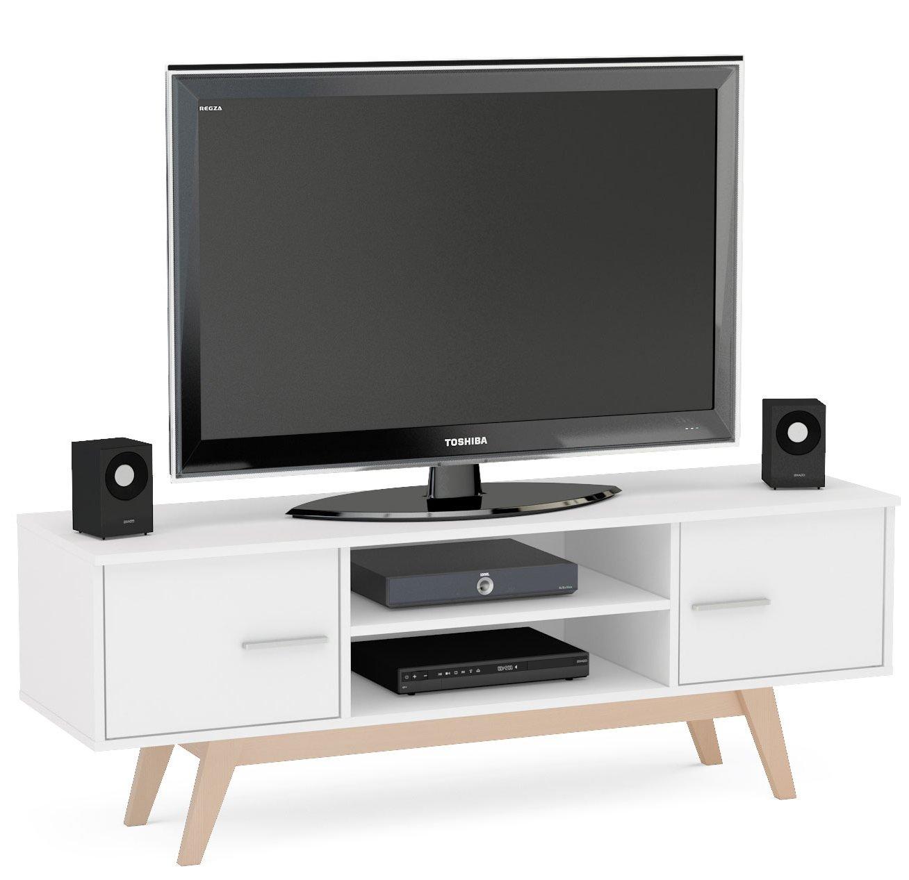 Tnw Shard White Tv Stands