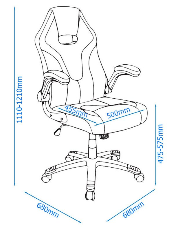 Sensational Alphason Aoc3301 Monza Racing Style Office Gaming Chair Red Black Pdpeps Interior Chair Design Pdpepsorg