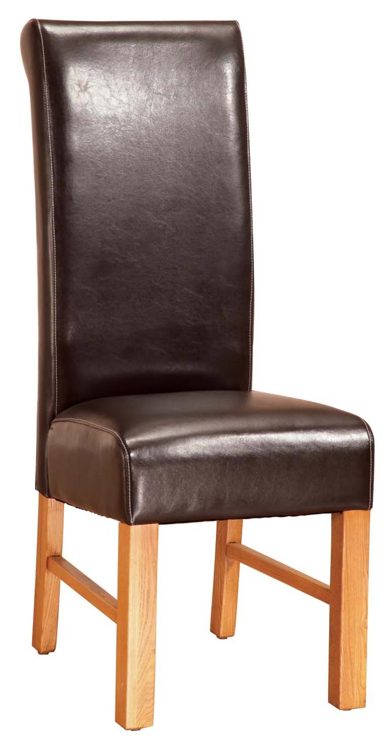Pier 1 Dining Room Chair Leather