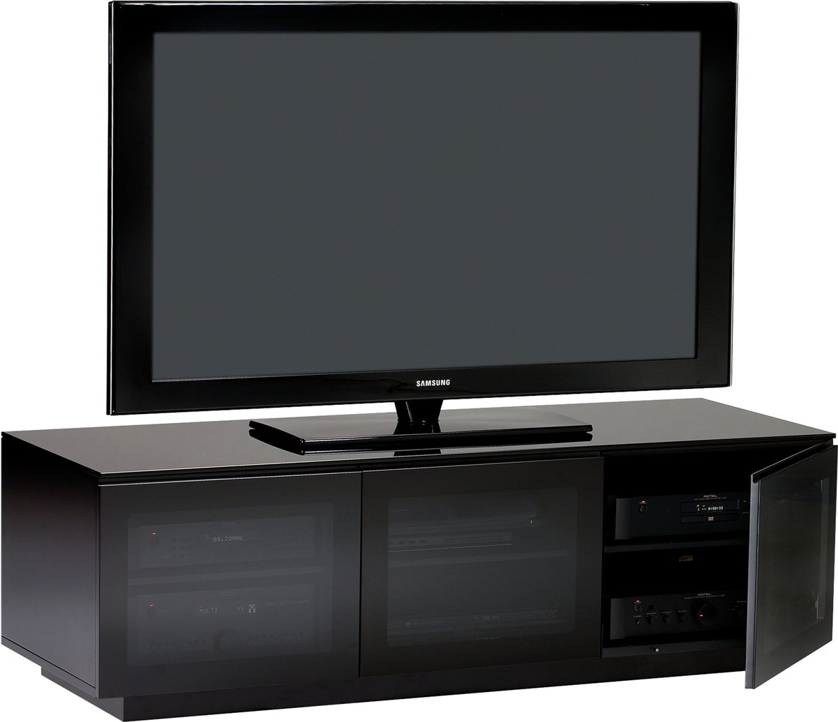 Mirage Tv Stand In Black Main Image Alternative